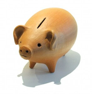 Pricing - piggy bank